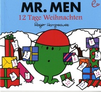 Roger Hargreaves - Mr Men - 12 Tage Weihnachten.