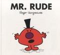Roger Hargreaves - Mr Rude.