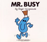 Roger Hargreaves - Mr. Busy.
