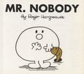 Roger Hargreaves et Adam Hargreaves - Mr. Nobody.