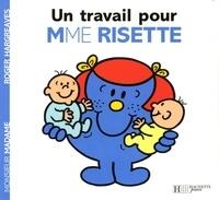 Roger Hargreaves - Un travail pour Madame Risette.
