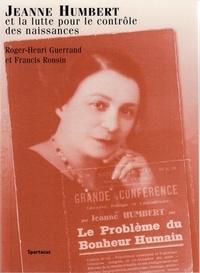 Roger-Henri Guerrand et Francis Ronsin - .