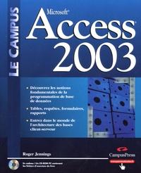 Roger Jennings - Access 2003. 2 Cédérom