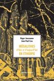 Roger Joussaume et Jean-Paul Cros - Mégalithes d'hier et d'aujourd'hui en Ethiopie.