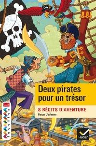 Roger Judenne - Deux pirates pour un trésor.