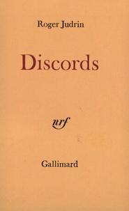 Roger Judrin - Discords.