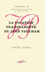 Roger Judrin - .