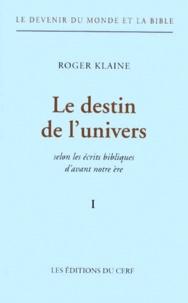 Roger Klaine - .