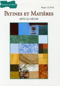 Roger Le Puil - Patines et Matières.