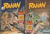 Roger Lécureux et André Chéret - Rahan  : Pack 2 volumes - Tome 1, Le mariage de Rahan ; Tome 2, La montagne fendue.