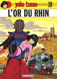 Roger Leloup - Yoko Tsuno Tome 19 : L'or du Rhin.