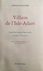 Roger Lewinter et Stéphane Mallarmé - .