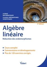 Roger Mansuy - Algèbre linéaire - Réduction des endomorphismes.