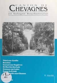 Roger Maridet - Canton de Chevagnes en Sologne Bourbonnaise - Histoire, repères, promenade... à travers quelques cartes postales anciennes.