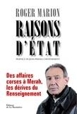 Roger Marion - Raisons d'Etat.