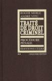 Roger Merle et André Vitu - Traité de droit criminel - Tome 2, Procédure pénale.