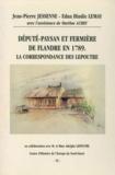 Roger Mettam et Charles Giry-Deloison - Député-paysan et fermière de Flandre en 1789 - La correspondance des Lepoutre.