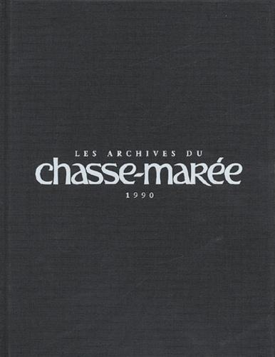 Roger Miniconi et André Péron - Les archives du Chasse-Marée 1990.