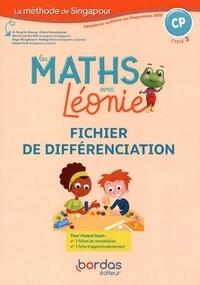 Roger Mongibeaux et Nadège Pistre - Les maths avec Léonie CP - Fichier de différenciation.