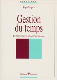 GESTION DU TEMPS. Le manuel dun nouvel humanisme.pdf