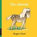 Roger Paré - Un cheval.