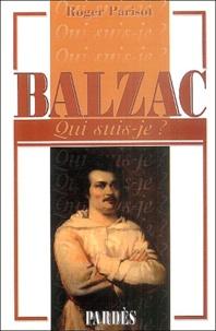 Roger Parisot - Balzac.