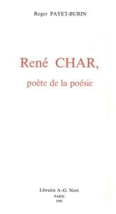 Roger Payet-Burin - Le temps et la durée dans la littérature au Moyen-Age et à la Renaissance.