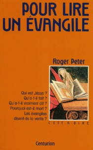 Roger Peter - .
