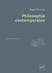 Roger Pouivet - Philosophie contemporaine.