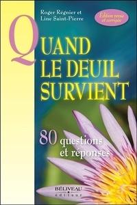 Histoiresdenlire.be Quand le deuil survient - 80 questions et réponses Image