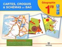 Cartes, croquis & schémas du Bac 1e S ES L - Méthodes et Entraînements.pdf