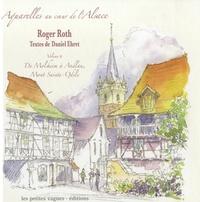Galabria.be Aquarelles au coeur de l'Alsace - Volume 2 : De Molsheim à Andlau, Mont Sainte-Odile Image