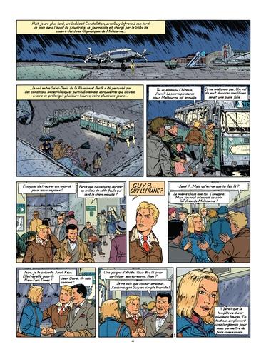 Lefranc Tome 29 La stratégie du chaos
