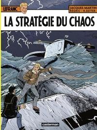 Lefranc Tome 29 - La stratégie du chaosRoger Seiter, Frédéric Régric, Jacques Martin - Format PDF - 9782203166929 - 8,99 €