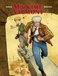 Roger Seiter et Giuseppe Manunta - Maxime Valmont - Tome 2.