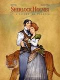 Roger Seiter et Giuseppe Manunta - Sherlock Holmes Tome 3 : Sherlock Holmes et l'énigme du Jodhpur.