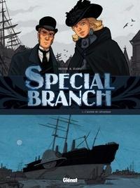 Roger Seiter et  Hamo - Special Branch Tome 1 : L'agonie du léviathan.