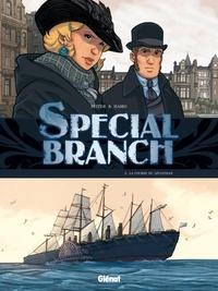 Roger Seiter et  Hamo - Special Branch Tome 2 : La course du Léviathan.