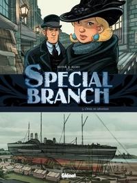 Roger Seiter - Special Branch Tome 3 : L'éveil du Léviathan.