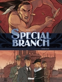 Roger Seiter et  Hamo - Special Branch Tome 4 : Londres Rouge.