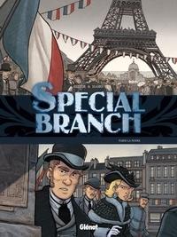 Roger Seiter - Special Branch Tome 5 : Paris la noire.