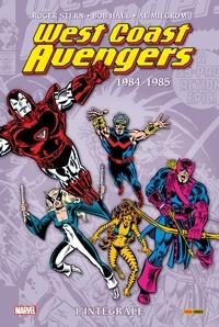 Roger Stern et Bob Hall - West Coast Avengers L'intégrale : 1984-1985.