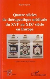 Galabria.be Quatre siècles de thérapeutique médicale du XVIe au XIXe siècle en Europe Image