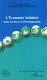 Roger Tsafack Nanfosso - L'économie solidaire - Dans les Pays en Développement.