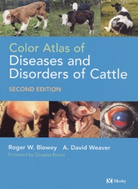 Histoiresdenlire.be Color atlas od diseases and disorders of cattle. 2nd edition Image
