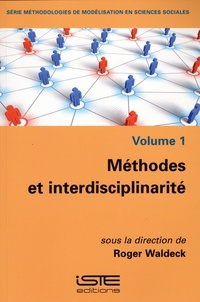 Roger Waldeck - Méthodes et interdisciplinarité.