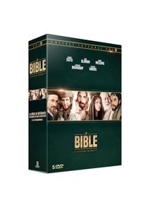 Roger Young - La Bible - Coffret intégral Volume 2, De Jésus à l'Apocalypse. 5 DVD