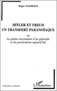 Accentsonline.fr Hitler et Freud, un transfert paranoïaque ou La Genèse incestueuse d'un génocide et les persécutions aujourd'hui Image