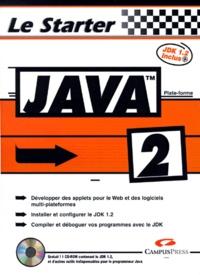 Corridashivernales.be JAVA 2. Avec CD-Rom Image