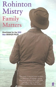 Rohinton Mistry - Family Matters.